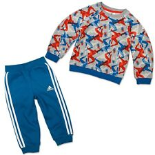 ADIDAS + MARVEL BABY KINDER TRAININGSANZUG SPIDERMAN JOGGER JOGGINGANZUG SPINNE