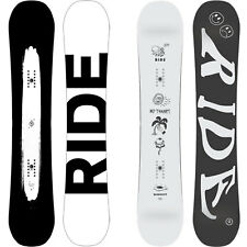 Ride Burn Fuera Burnout Hombres Snowboard All Mountain Freestyle 2018-2019 Nuevo