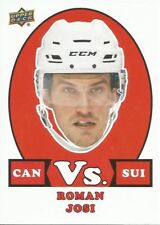 17/18 UD TEAM CANADA / CANADIAN TIRE CANADA VS. YOU PICK FROM LIST