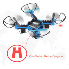Building Blocks Drone RC Quadcopter 2.4G Remote Control Helicopter Toy Kids Gift