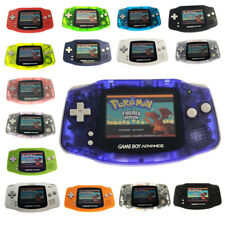 Game Boy Advance Console w/ AGS-101 Backlight Backlit Mod & Switch GBA Console