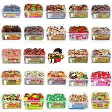 2X FULL TUB HARIBO SWEETS WHOLESALE DISCOUNT CANDY BOX PARTY FAVOURS TREATS KIDS