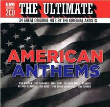 Various Artists : The Ultimate American Anthems CD