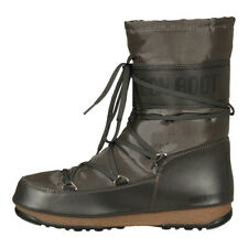 Moon Boot by Tecnica Stivali donna W.E.morbido ombra metà WP IMPERMEABILE