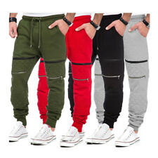 HOMMES PANTALON SAROUEL long bas sport survêtement Gym de jogging