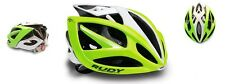 Casco Bici RUDY PROYECTO AIRSTORM Lima Fluo/White Shiny/HELMET airstorm Rudy PRO