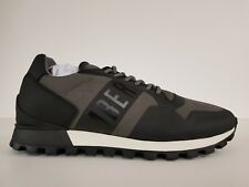 BIKKEMBERGS - CHAUSSURE HOMME BKE108818 GRIS FW1718