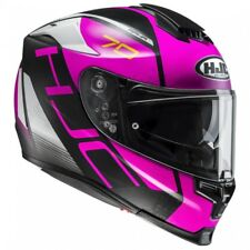 HJC CASCO INTEGRALE  IN FIBRA PIM RPHA 70 VIAS MC8SF VARIE TG DISPONIBILI