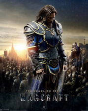 Warcraft - The Alliance - Two Worlds One Home Film Poster Grösse 40x50 cm