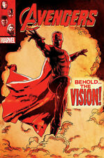 The Avengers - Age Of Ultron - Behold The Vision Poster Druck - Größe 61x91,5 cm