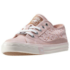 Mustang Low Top With Emroidery Donna Scarpe da Ginnastica Rose nuovo Scarpe