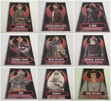 Star Wars Rogue One Series 1 - Heroes of the Rebel Alliance Card *New*