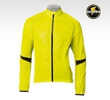 Cabo Impermeable Northwave Mod. PRO Col. amarillo Fluo/LLUVIA JACKET NORTH
