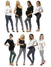 Maternity Trousers Pattern Leggings Maternity Trousers Long Combed Cotton