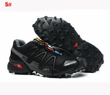 Outdoor Men's Salomon Speedcross 3 Athletic Running Hiking Sneakers Shoes