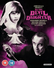 To the Devil a Daughter Blu-ray (2018) Richard Widmark ***NEW***
