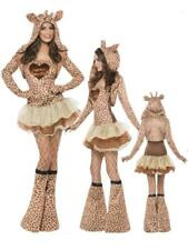 Costume Carnevale tutu' dress Donna animale Giraffa *17530