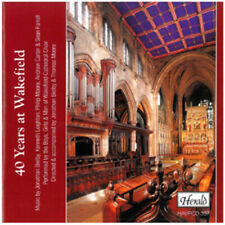 Wakefield Cathedral Choir : 40 Years at Wakefield CD (2010) ***NEW***