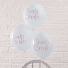 Bride to Be sash Vintage Hen Party Rose Gold Floral Bunting