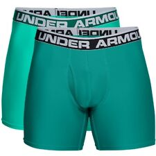 Under Armour Heatgear O Series 6'' Boxerjock 2 Pack Boxer Shorts 1282508-381