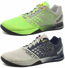 Reebok R Crossfit Nano 5.0 Mens Gym Training Shoes ALL SIZES AND COLOURS