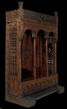 Presbytery Bench From Sant Climent De Taull 13th-14th centuries Vintage Art Post
