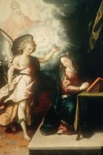 Photo Print Reproduction Annunciation Luis Juarez Other Sizes Avail