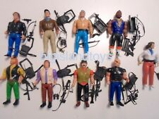 """The A-Team Galoob Vintage 1983 Action Figures Complete 6"""" [Your Pick / Choice]"""