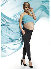 Fashion Maternity Trousers Stretch Long Pants Tube Chinos Catrine
