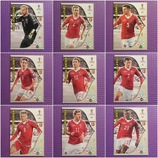 Panini Adrenalyn XL Russia 2018 World Cup - Denmark Base Team Mate Card *New*