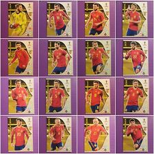Panini Adrenalyn XL Russia 2018 World Cup - Spain Base Team Mate Card *New*