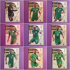 Panini Adrenalyn XL Russia 2018 World Cup - Nigeria Base Team Mate Card *New*