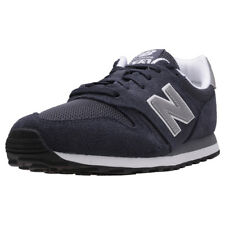 New Balance Ml373 Modern Classics Mens Navy Silver Walking Trainers New Style