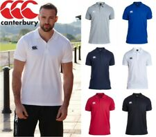 Canterbury - Waimak Pique Polo Shirt - Short Sleeve - Rugby Training