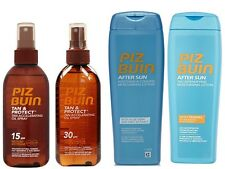 Any 2  PIZ BUIN Tan Accelerating Oil Spray F15 F30 or  Tan Intensifier Aftersun