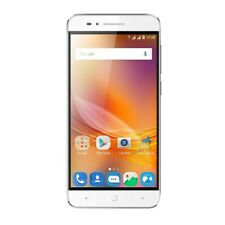 ZTE Blade A610 Dual-SIM Smartphone silber, Android 6.0 Marshmallow, IPS, HD