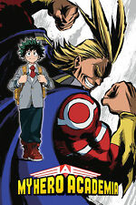 My Hero Academia - All Might - Filmposter TV-Serie - Poster - Größe 61x91,5 cm