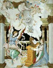 Annunciation Luis LagArto 1610-Art Photo/Poster Repro Print Many Sizes A0
