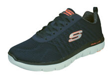 Uomo Skechers Scarpe Flex Advantage 2.0 The Happs Casuale Sneaker - Blu Scuro
