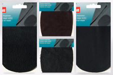 Prym Sew On Nappa Real Leather Elbow & Knee Patches - per pack of 2 (9292...