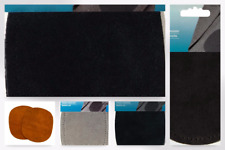 Prym Sew On Suede Real Leather Elbow & Knee Patches - per pack of 2 (9293...
