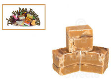 FUDGE FACTORY CHOCOLATE CARAMEL FUDGE SWEETS PICK N MIX BY WEIGHT