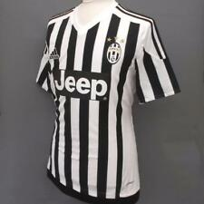 JUVENTUS Adidas Home Shirt 2015-2016 NEW Maglia Small BNWT Soccer Jersey S
