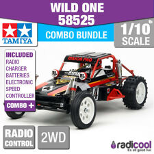 COMBO DEAL! 58525 TAMIYA WILD ONE OFF ROADER 1/10th R/C KIT RADIO CONTROL BUGGY