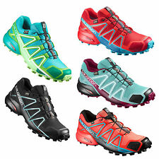 Salomon Speedcross 4W GTX GORETEX Damen Zapatillas de running