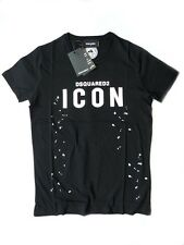 New T-shirt Dsquared2 Uomo D2 ICON