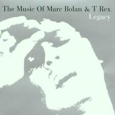The Music Of Marc Bolan & T-Rex: Legacy CD (2001)