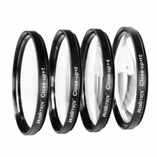 55mm Macro Close-up Lens Set pack Of 4 17856 55 Mm By Walimex