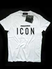 New T-shirt Dsquared2 Uomo D2 ICON Embroidery