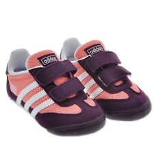 hot sales e39e3 e6126 Adidas Originals Dragon Children Walker Shoes Baby Crawling Shoes Peach Pink